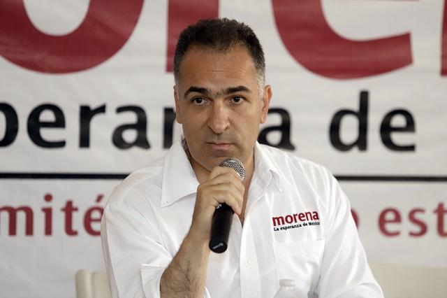 Cárdenas impugnaría elección para justificar su derrota: Morena