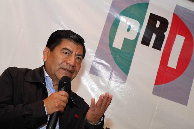 En octubre resuelve el PRI expulsión de Marín, Soto y Zavala