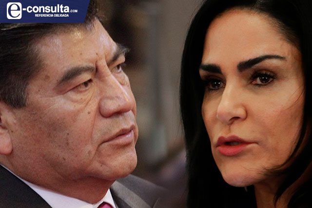 Gana Marín amparo contra aprehensión por caso Cacho