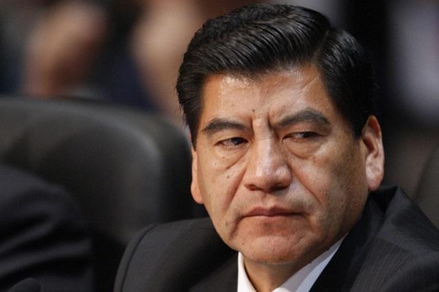 Obtiene Mario Marín Torres suspensión contra formal prisión
