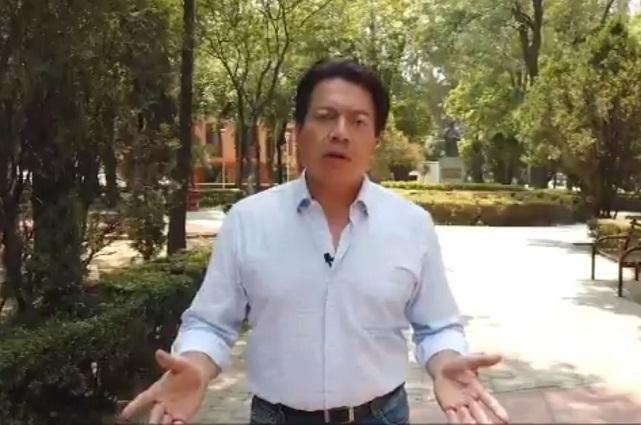 Senadores deben llevar su tupper cuando hay votación, dice Mario Delgado