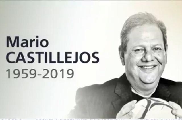 Muere comentarista de Televisa Mario Castillejos a causa de un infarto