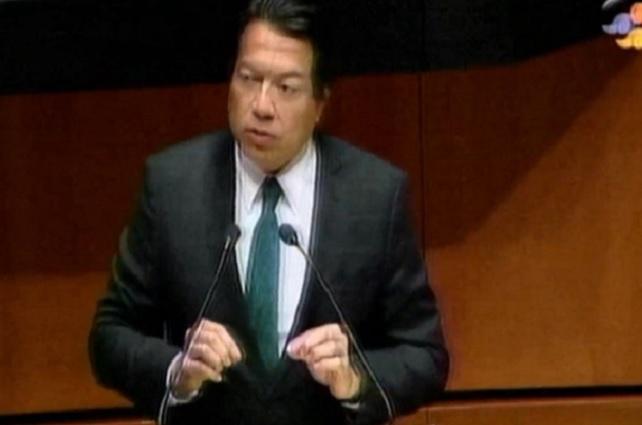 Mario Delgado confirma que buscará la presidencia de Morena
