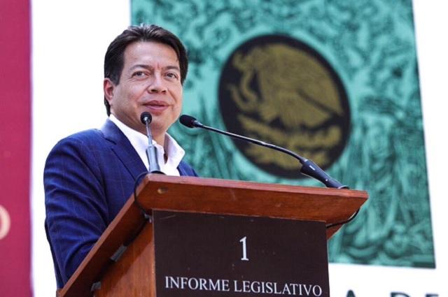 Ley de Amnistía no beneficiará a homicidas ni secuestradores: Delgado