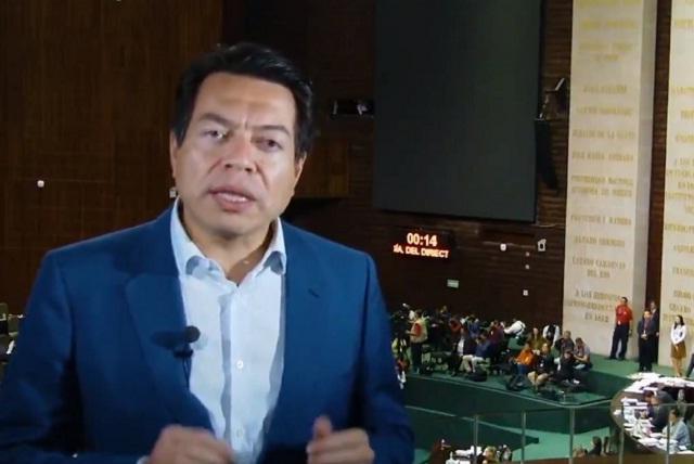 Perfilan a Mario Delgado para dirigir a Morena