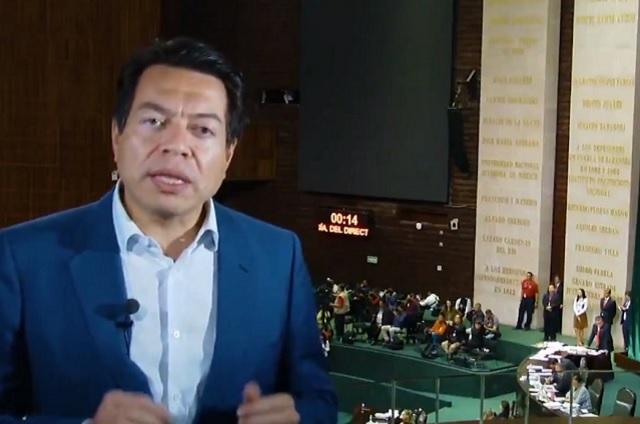Se terminará el huachicoleo fiscal, advierte Mario Delgado