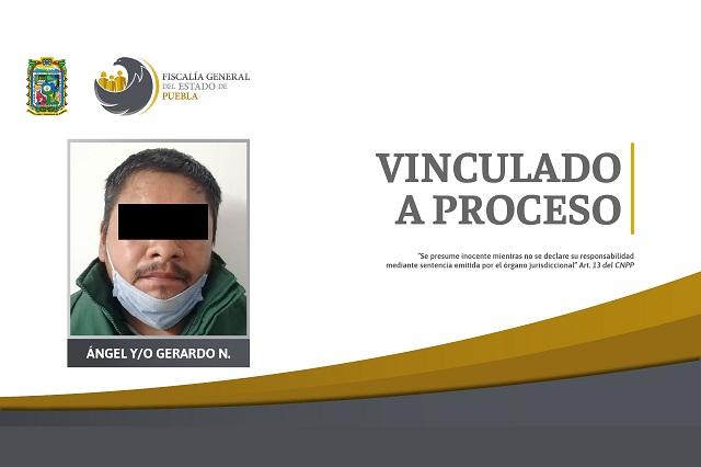 A prisión preventiva, sospechoso por el asesinato de Marisol