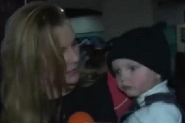Así pasó Marjorie de Sousa el Día de Reyes con su hijo Matías