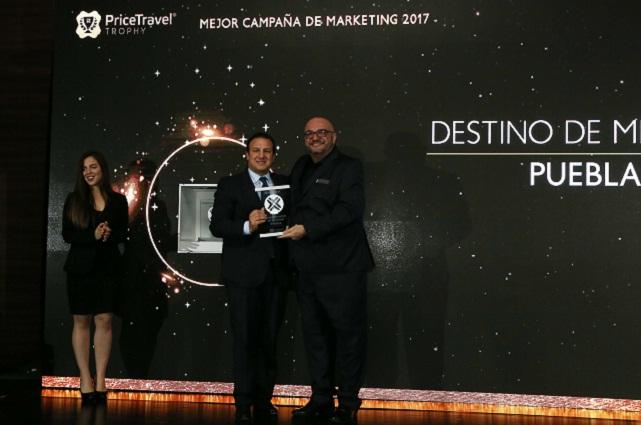 Puebla es el destino con la mejor campaña de marketing: Price Travel