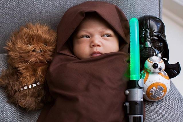 Hija de Mark Zuckerberg se une a fiebre de Star Wars