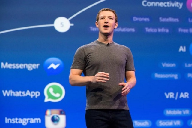Zuckerberg pierde 7 mil mdd ante caída de sus redes sociales