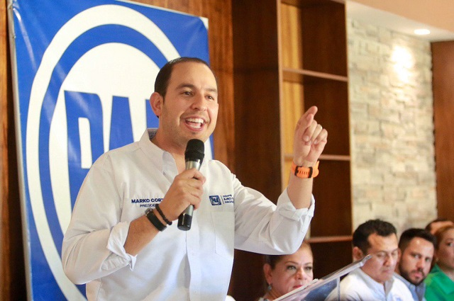Presenta PAN queja contra AMLO por promoción de imagen
