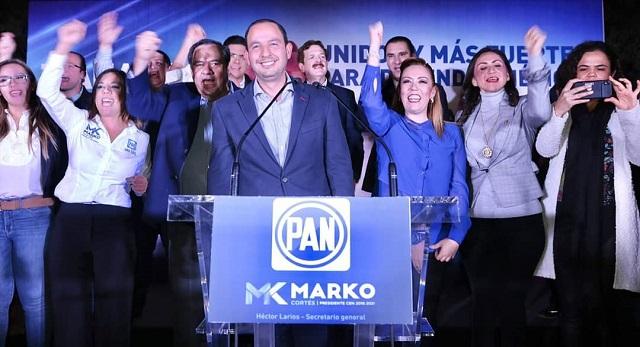 El PAN exige que Morena lo deje designar la presidencia de San Lázaro