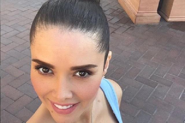 Marlene Favela mostró la mano de su hijo en redes sociales