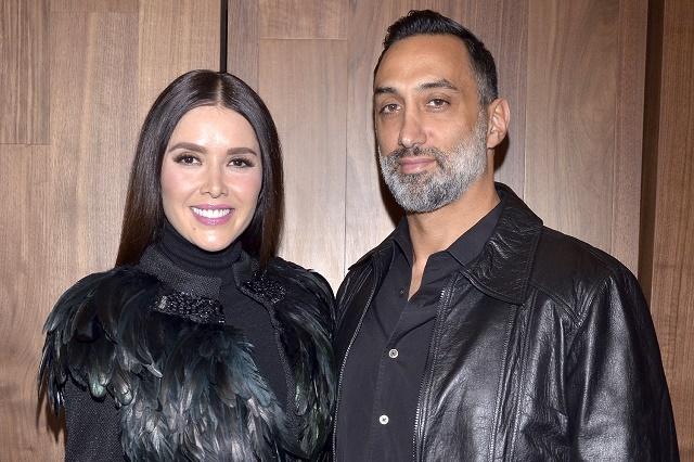 George Seely, esposo de Marlene Favela reaparece en redes sociales sin la actriz