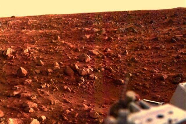 Mexicano se prepara para ir a Marte a bajas temperaturas y poca comida