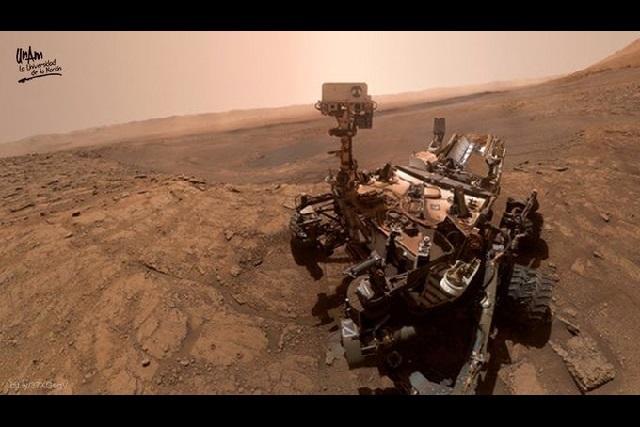 Oxígeno en Marte, nuevo reto de investigación