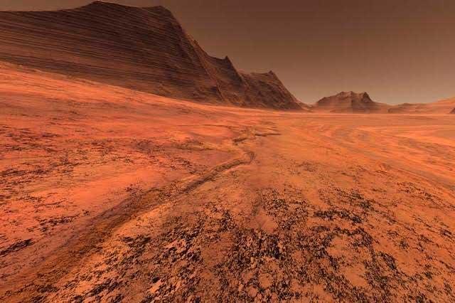 Alertan que personas que viajen a Marte podrían sufrir demencia