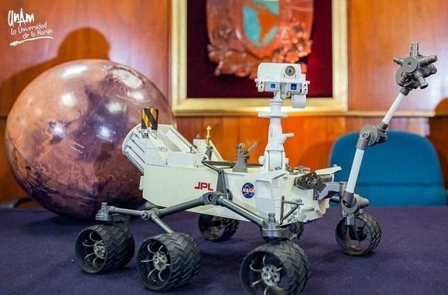 ¿Asteroides e hidrógeno son esenciales para vida en Marte?