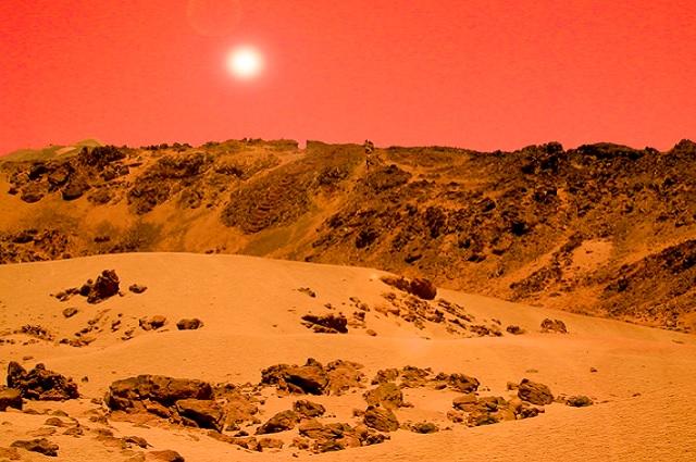 NASA recluta gente para una misión simulada en Marte