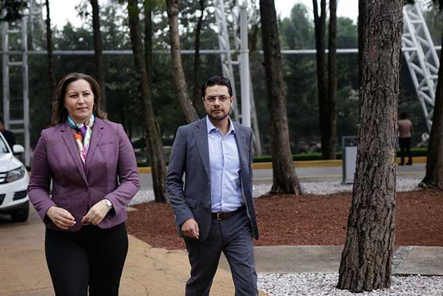 Busca el PAN acercamiento con Rivera Pérez, dice Erika Alonso