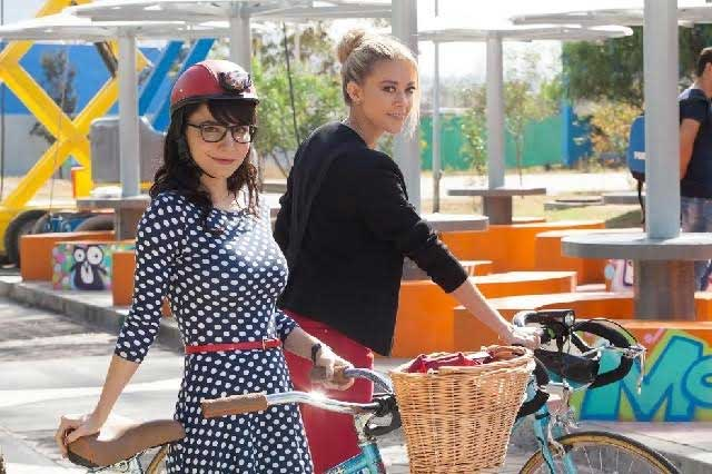 Martha Higareda ya planea segunda parte de No manches Frida