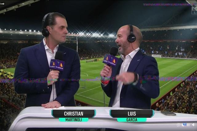 Christian Martinoli y Luis García podrían ser las nuevas voces de FIFA 21