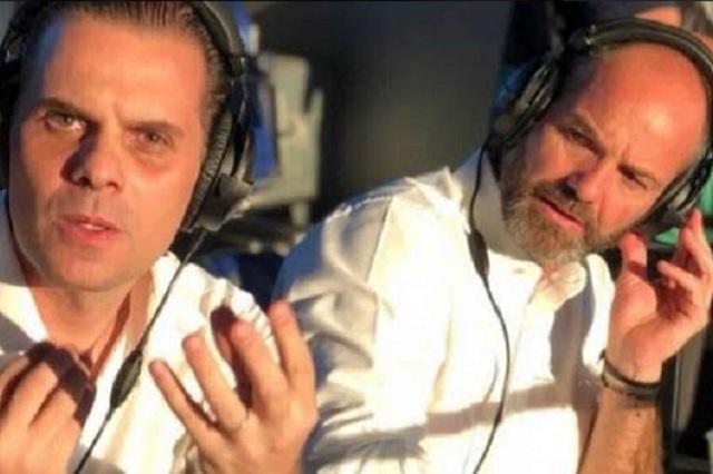 Martinoli y García podrían estrenar empresa si TV Azteca deja el fútbol