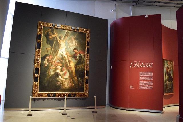 Exhiben El Martirio de San Andrés, de Rubens, hasta el 1 de septiembre