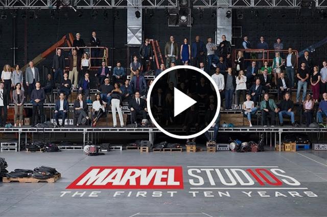 El Universo Cinematográfico Marvel cumple 10 años