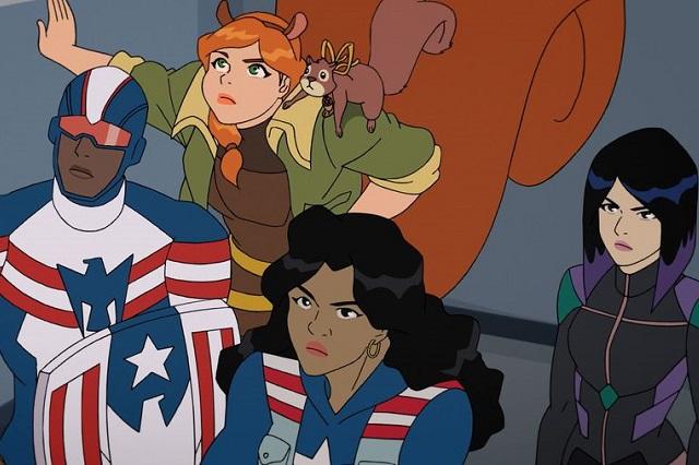 Disney estrena la película Marvel Rising: Secret Warriors
