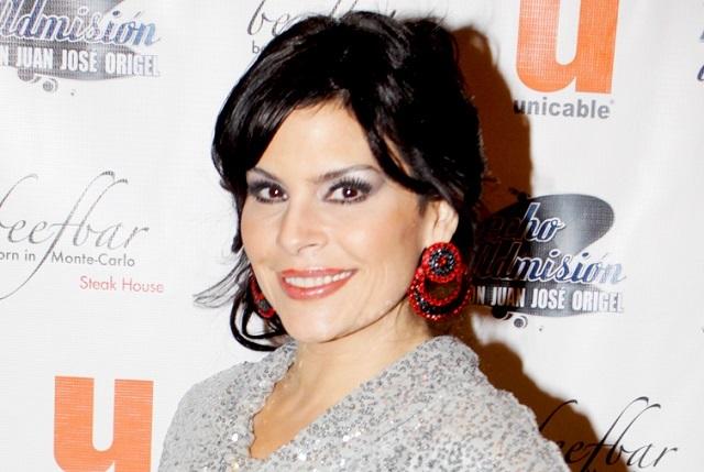 ¿Mary Boquitas hablará sobre muerte de hija de Gloria Trevi en bioserie?