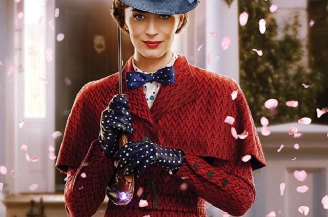 Llega nuevo poster de Mary Poppins y un nuevo video
