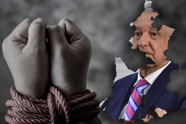 Es Puebla cuarto en secuestros en el primer año de AMLO