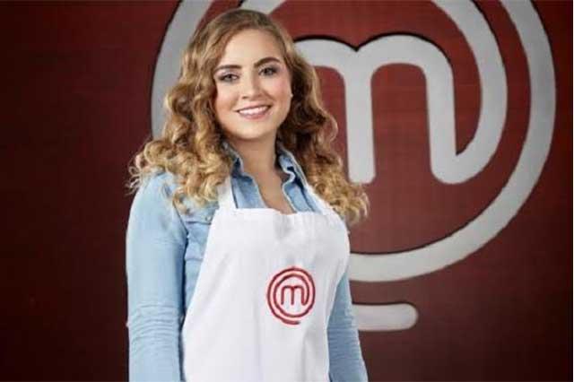 Sofía recibe muestras de apoyo tras salir de Master Chef México