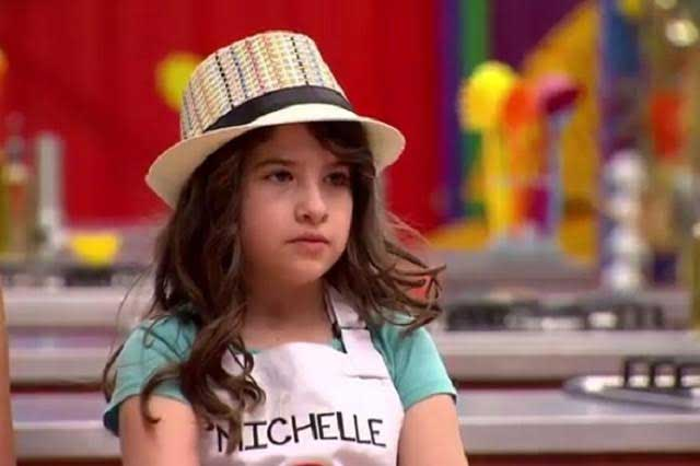 Michelle eliminada: Emiliano, Diego y Rebekah a final de MasterChef Junior