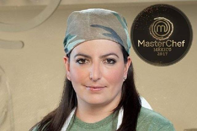 Nohemí la cuarta expulsada de MasterChef México
