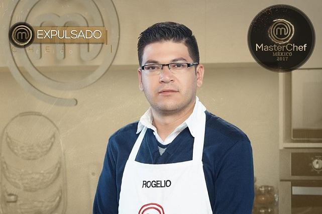 Trampa en MasterChef México: Pablo no obedece y eliminan a Rogelio