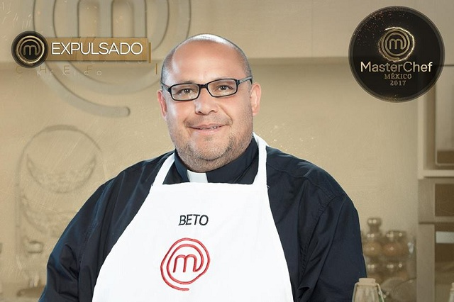 MasterChef México: Sándwich y tamales, los demonios del padre Beto