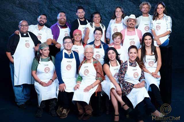 Conoce a los 18 participantes de MasterChef México