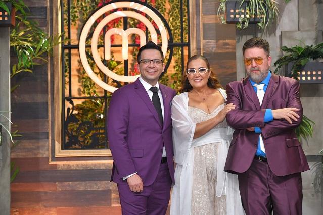 Kaffie revela que covid paró grabaciones de MasterChef Celebrity México
