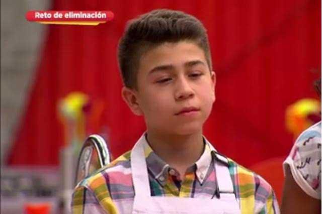 Diego Alberto se va de MasterChef Junior y Nicole explota contra Marivel