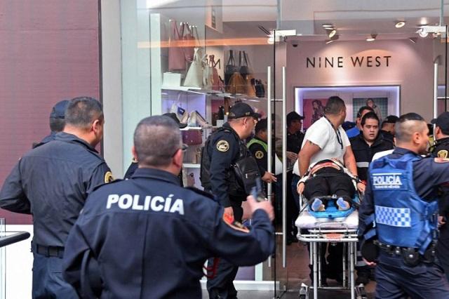 Feminicida de Reforma 222 despierta de un coma y lo vinculan a proceso