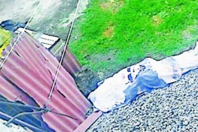 En Naucalpan matan a una mujer en su casa y tiran su cadáver en el patio