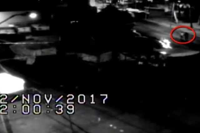 Un sujeto le pide un cigarro a un automovilista, se acerca y lo mata de un tiro