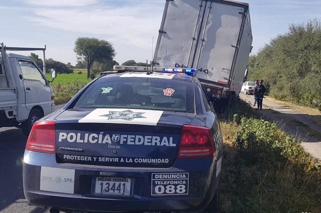 Durante asalto matan a balazos a transportista en Tecamachalco
