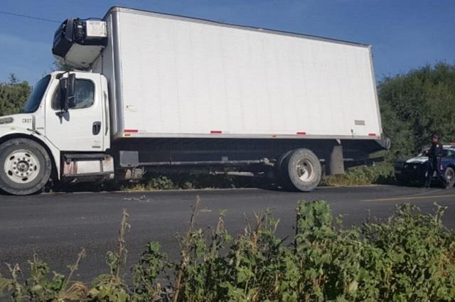 Confirma CTM hasta dos robos diarios a transportistas en Puebla