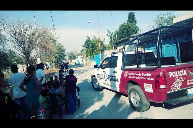 Asesinan a hombre con escopeta en Chietla