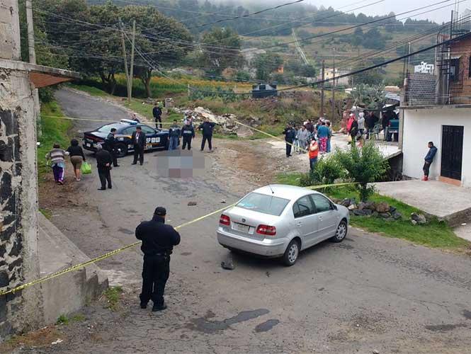 Asesinan a chofer de Uber en Tlalpan al oponerse a robo