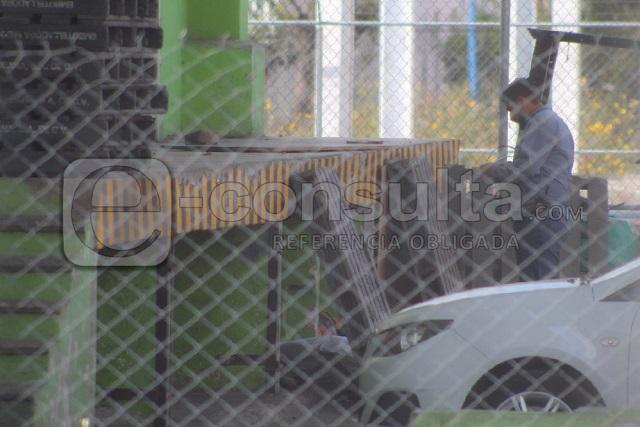 Matan a mujer a golpes en la Central de Abasto de Puebla
